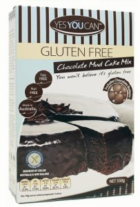 YesYouCan Chocolate Mud Cake
