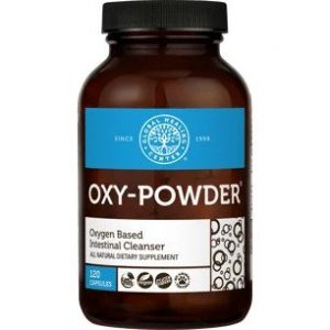 Oxy Powder - Complete Body Cleanse Program