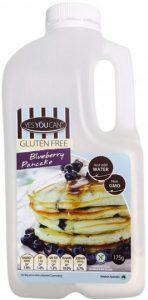 YesYouCan Blueberry Pancake