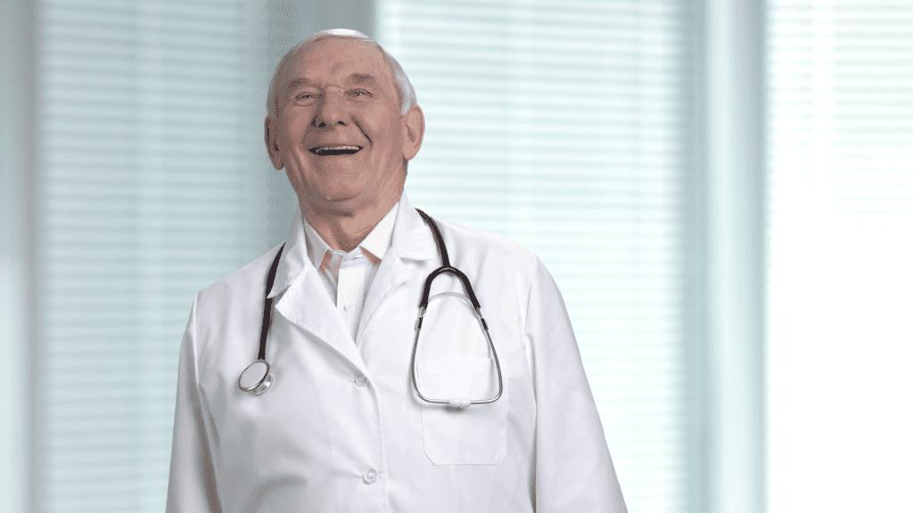 Doctor Laugh