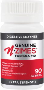 Formula 10 Digestive Enzymes