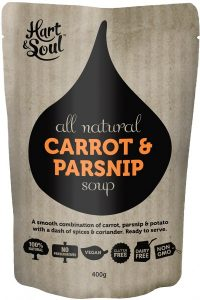 Hart & Soul All Natural Carrot & Parsnip Soup