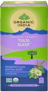 Organic India Wellness Tulsi Sleep Tea
