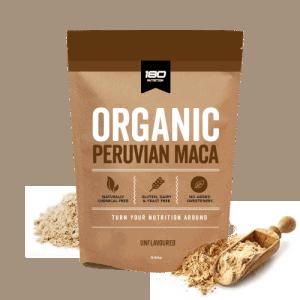 Organic Peruvian Maca Powder