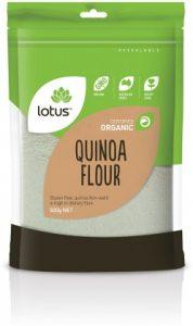 Lotus Organics Quinoa Flour Organic 500g