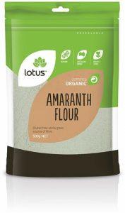 Lotus Organic Amaranth Flour