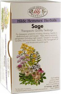 Hilde Hemmes Herbals Sage