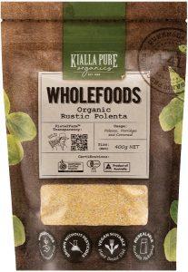 Pure Organics Organic Rustic Polenta